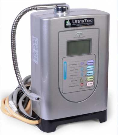 What is water Ionizer and How it process to produce ionized Alkaline water?