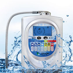 ALKALINE IONIZER WATER MACHINE