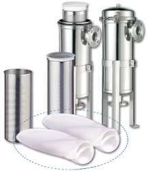 Stainless Steel Bag Filter