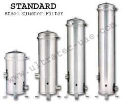 Stainless Steel Cluster Filter