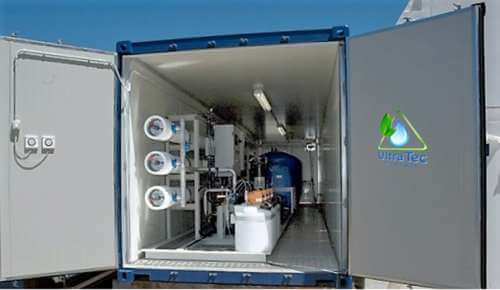 Containerized RO Plants