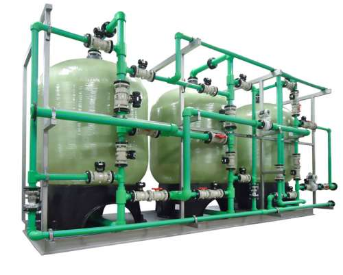 Industrial Water Softener Dubai UAE