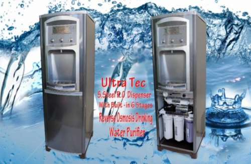 Stainless Steel RO Water Purifier