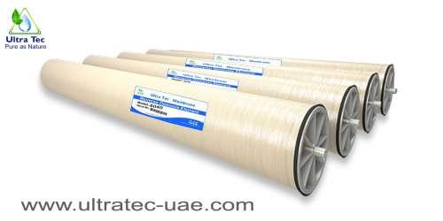 Ulltra Tec BW 4040 RO Membrane