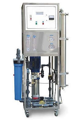 RO Water Plant 3000 GPD