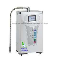 Water Ionization Filter
